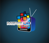 Move Up TV Training  Logo - Entry #71
