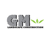 GM Landscape Construction Logo - Entry #15