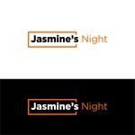 Jasmine's Night Logo - Entry #160