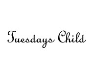 Tuesday's Child Logo - Entry #58