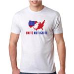 Unite not Ignite Logo - Entry #249