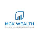 MGK Wealth Logo - Entry #378