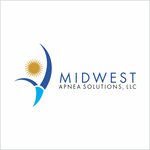 Midwest Apnea Solutions, LLC Logo - Entry #35