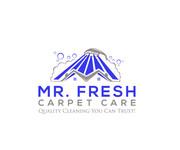 Mr. Fresh Carpet Care Logo - Entry #30