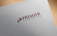 Premier Accounting Logo - Entry #164