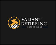 Valiant Retire Inc. Logo - Entry #42