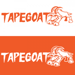 Tapegoat Logo - Entry #12