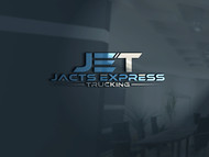 Jacts Express Trucking Logo - Entry #56