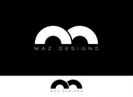Maz Designs Logo - Entry #333