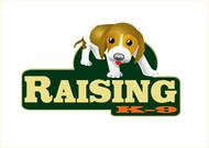 Raising K-9, LLC Logo - Entry #5