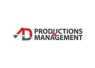 Corporate Logo Design 'AD Productions & Management' - Entry #116