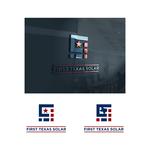 First Texas Solar Logo - Entry #23