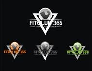 Fit Club 365 Logo - Entry #70