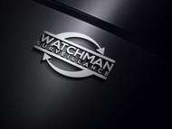 Watchman Surveillance Logo - Entry #193