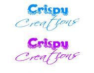 Crispy Creations logo - Entry #26
