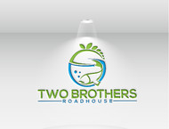 Two Brothers Roadhouse Logo - Entry #106