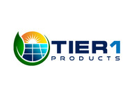 Tier 1 Products Logo - Entry #165