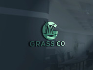 Grass Co. Logo - Entry #201