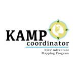KAMPcoordinator : Kids' Adventure Mapping Program   Logo - Entry #2
