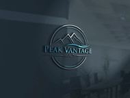 Peak Vantage Wealth Logo - Entry #150