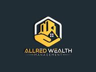 ALLRED WEALTH MANAGEMENT Logo - Entry #765