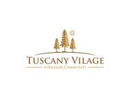 Tuscany Village Logo - Entry #15