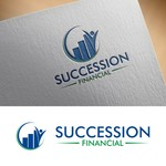 Succession Financial Logo - Entry #224