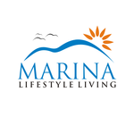 Marina lifestyle living Logo - Entry #11