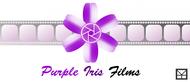 Purple Iris Films Logo - Entry #140