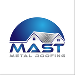 Mast Metal Roofing Logo - Entry #23