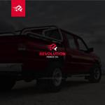 Revolution Fence Co. Logo - Entry #389