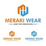 Meraki Wear Logo - Entry #419