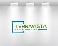 TerraVista Construction & Environmental Logo - Entry #51