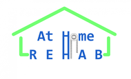 At Home Rehab Logo - Entry #50