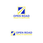 "Open Road Wealth Services, LLC  (The ""LLC"" can be dropped for design purposes.) Logo - Entry #98"