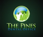 The Pines Dental Office Logo - Entry #31