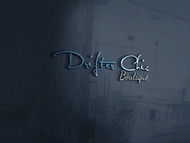 Drifter Chic Boutique Logo - Entry #61