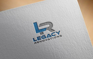 LEGACY RENOVATIONS Logo - Entry #16