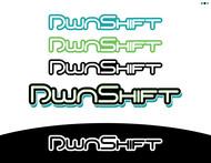 DwnShift  Logo - Entry #32