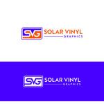 Solar Vinyl Graphics Logo - Entry #69