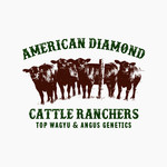 American Diamond Cattle Ranchers Logo - Entry #67