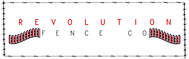 Revolution Fence Co. Logo - Entry #377