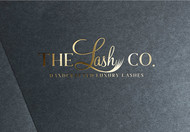 the lash co. Logo - Entry #7