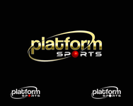"Platform Sports "" Equipping the leaders of tomorrow for Greatness."" Logo - Entry #46"