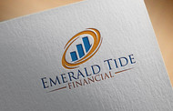 Emerald Tide Financial Logo - Entry #183