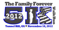 The Forever Family 5K Logo - Entry #15