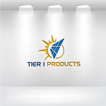 Tier 1 Products Logo - Entry #391