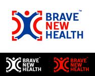 Brave New Health Logo - Entry #70