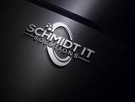 Schmidt IT Solutions Logo - Entry #212