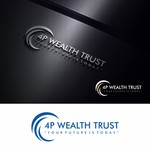 4P Wealth Trust Logo - Entry #274